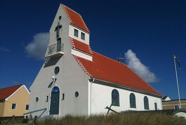 Den Svenske Sømandskirke i Skagen
