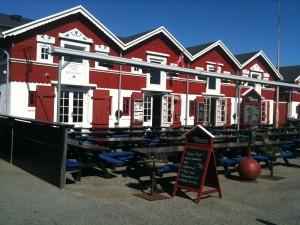 Fiskepakhusene i Skagen