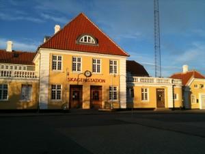 Skagen Station