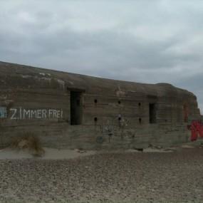 Bunkers i Skagen